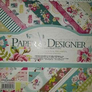PAPER DESIGNER 2 (8x8)