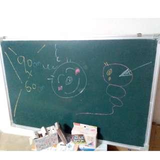 #黑板  #粉筆  #板擦 #教學用 #玩具 #學童畫畫 #繪圖 #在家教學 #老師