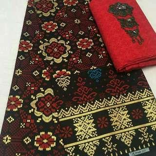 Kain Batik Bahan Bakal Prada