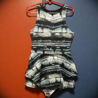 Mystery Romper - S