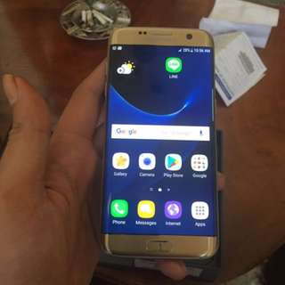 samsung s7 edge 32 gb gold