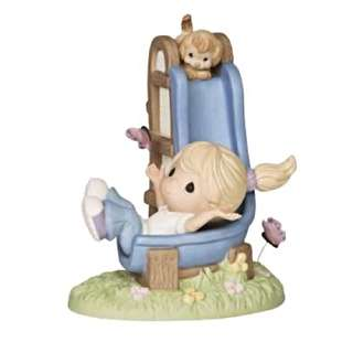 Precious Moments Figurine Your Friendship Brings Joy To My Life