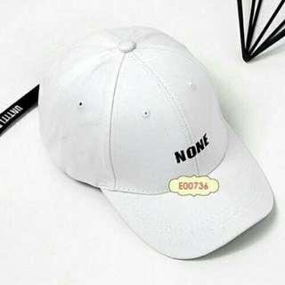 [PO] CAP NONE import Tiongkok