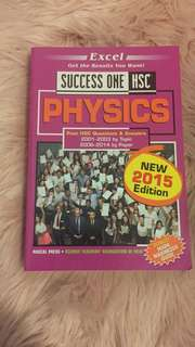 HSC Success One Excel Past Questions PHYSICS