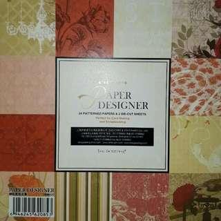 PAPER DESIGNER 1 (7x7)