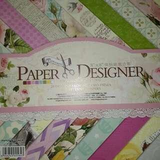 PAPER PACK 3 (8x8)
