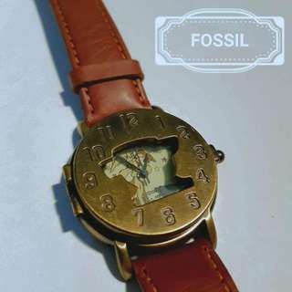 Limited Collectible FOSSIL Watch The Warner Brothers Edition Series