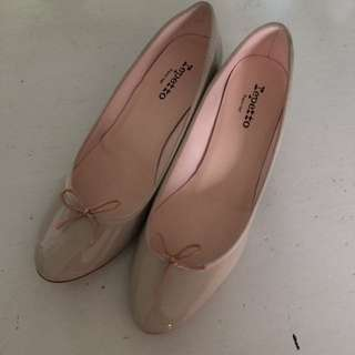 Repetto Beige Shoes