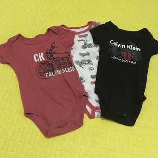 Assorted CK onesies (authentic)