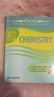 HSC Excel Chemistry Dot Point Textbook