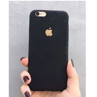 Ready Stock Black Dove Softcase For Iphone 6