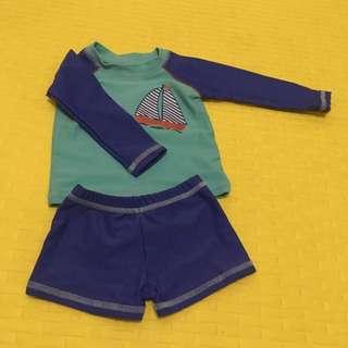 Spandex Swimsuit