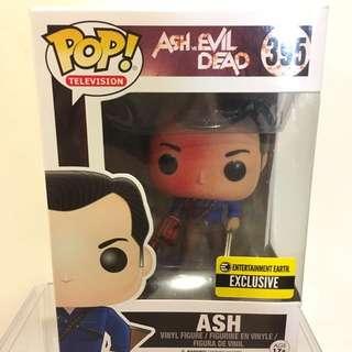 Ash Evil Dead Funko Pop (Entertainment Earth Exclusive)