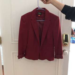 ONLY red Blazer