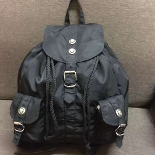 Authentic Gianni Versace Tessuto Bagpack
