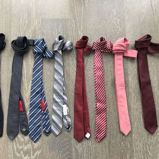 Collection Of Men's Ties