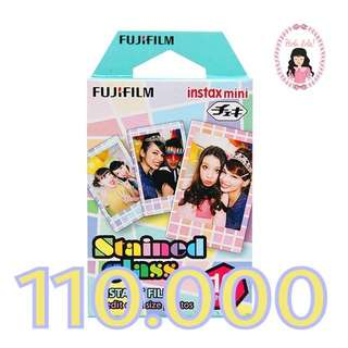 Stained Glass Instax Mini Refill