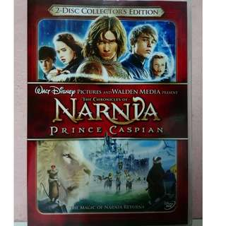DVD - Movie : The Chronicles of Narnia: Prince Caspian (2008) 2 disks set