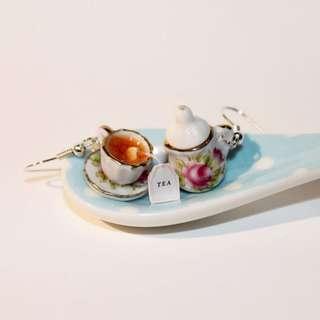 Tea Party Earrings (174)