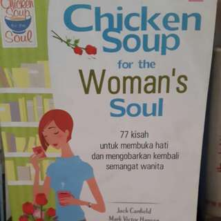 Chicken Soup For Woman's Soul