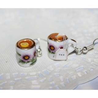 Tea Party Earrings (175)