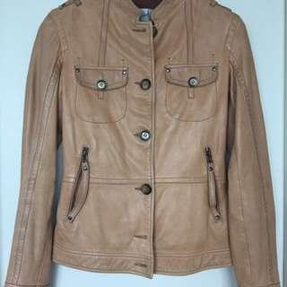 Danier Leather Jacket Xxs