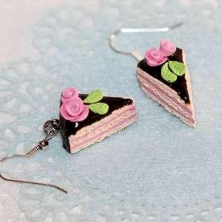 Cake Earrings (177)