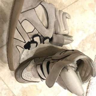 Isabel Marant Tony's Sneakers Wila