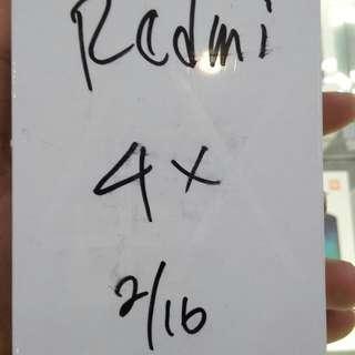 XIAOMI REDMI 4X SEGEL DUS