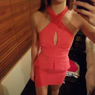 NEW Halter Dress