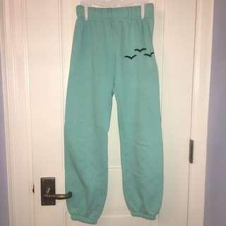 Light Blue Lazy Pant Sweatpants