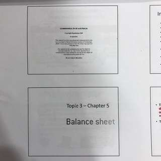 SIM RMIT ACCOUNTING LECTURE SLIDES + NOTES