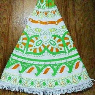 Tapestry Beach Blanket/Towel