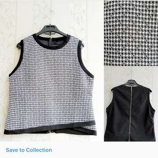 Black White Tops (monochrome)
