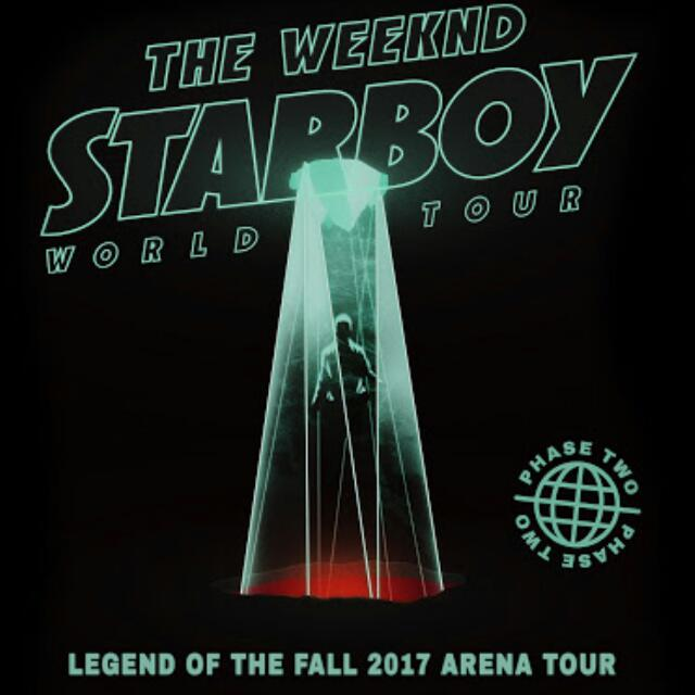 1x The Weeknd - SYDNEY