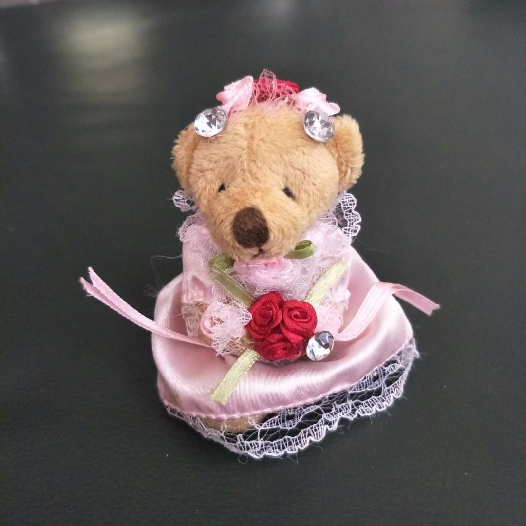 婚紗小熊熊