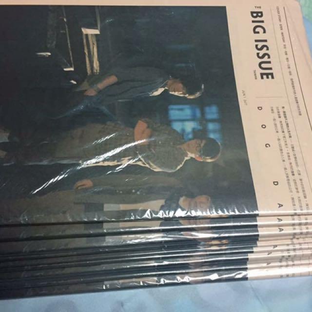 台灣 Big Issue 2017.06(五月天封面)