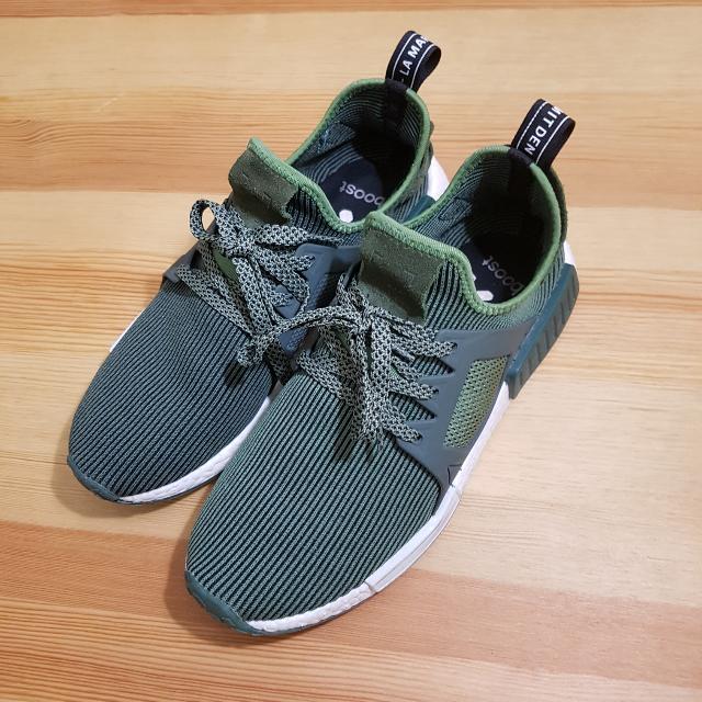 aedc9f3fed54b Adidas NMD XR1 Primeknit Olive Green