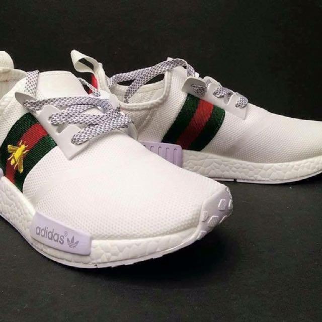 On Foot: adidas NMD R1 Primeknit