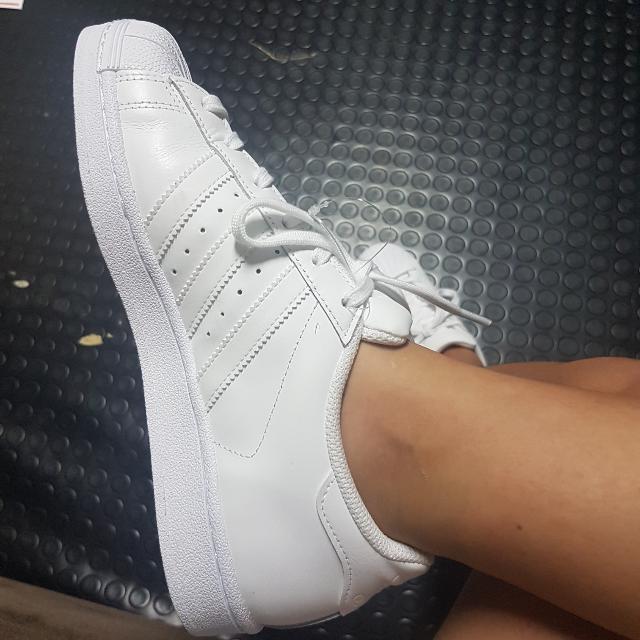 Adidas Superstar - Triple White