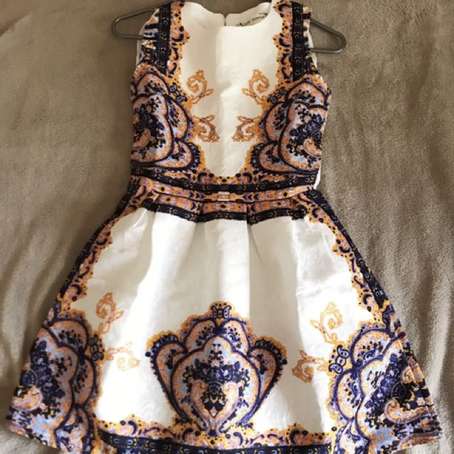 Afternoon Tea Dress (summer, formal)