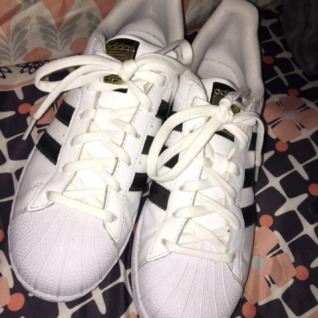 Authentic Adidas Superstara