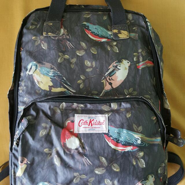 REPRICED:AUTHENTIC CATH KIDSTON BACKPACK