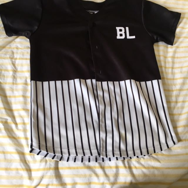 Badlands Supply Co Baseball Jersey