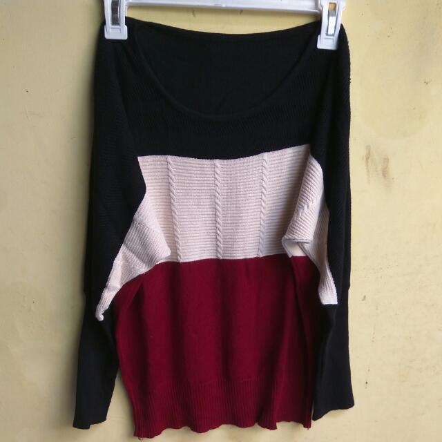 Baju Knit (Rajut) All Size