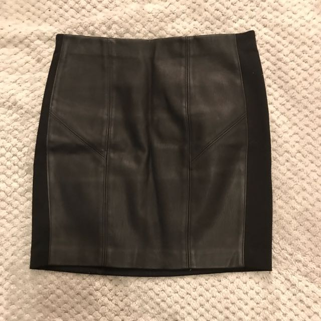 bardot pencil skirt