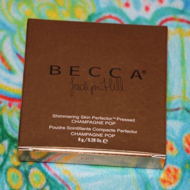 Becca Champagne Pop