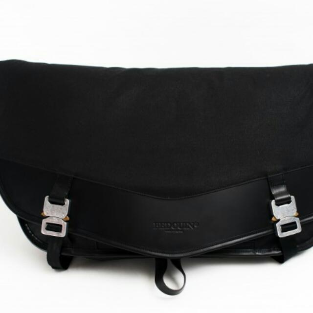 Bedouin Foundry Barbary Courier Bag Men S Fashion Bags Wallets On Carou
