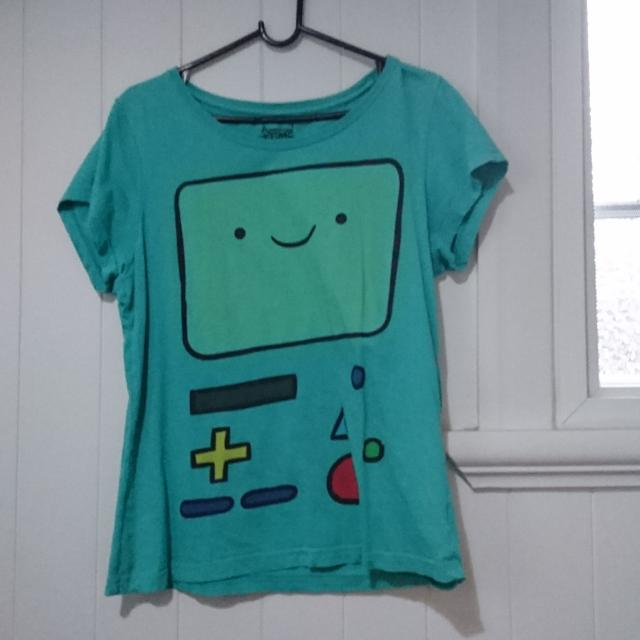 Beemo Adventure Time Tee Size L