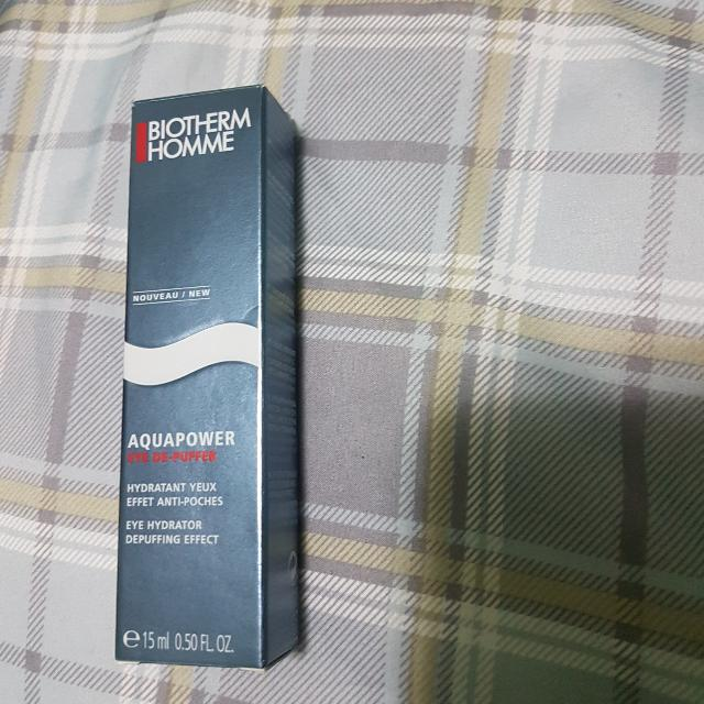 Biotherm Homme Aquapower Eye Hydrator
